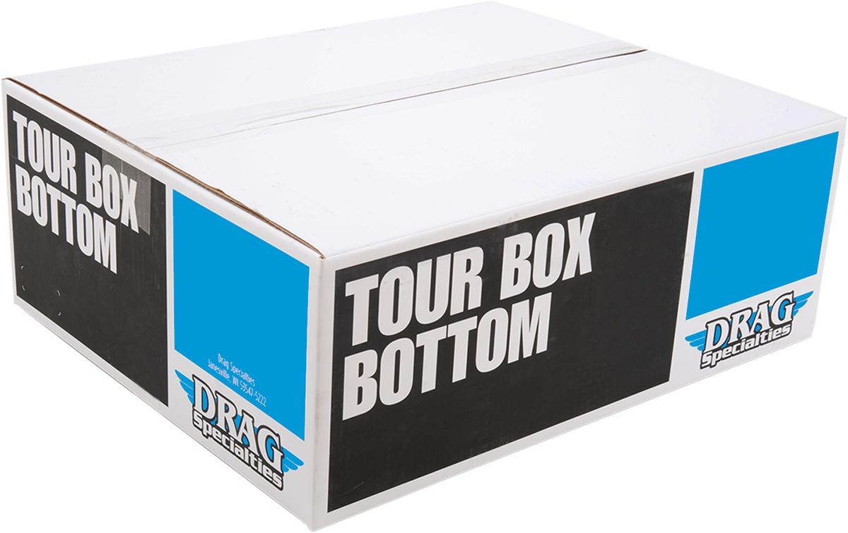 【Drag Specialties】後行李箱底部/  06-13用 【BOTTOM TOUR TRUNK 06-13 [3516-0180]】 - 「Webike-摩托百貨」