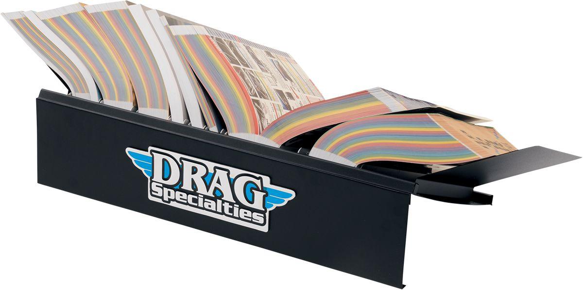 【Drag Specialties】目錄架 【RACK CATALOG DS [4201-0266]】 - 「Webike-摩托百貨」
