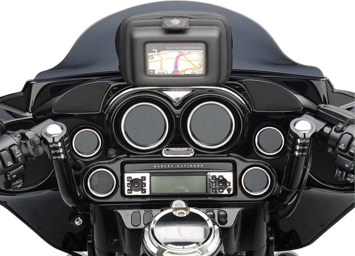 【Drag Specialties】BEZEL 方向指示燈框/ 96-10FL用 【BEZEL IND LITE 96-10FL [2202-0062]】 - 「Webike-摩托百貨」