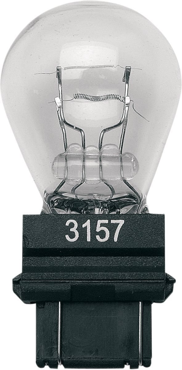 【Drag Specialties】楔形燈泡/ 透明 雙芯 【WEDG BULB CLR DUAL [7805-2000]】 - 「Webike-摩托百貨」