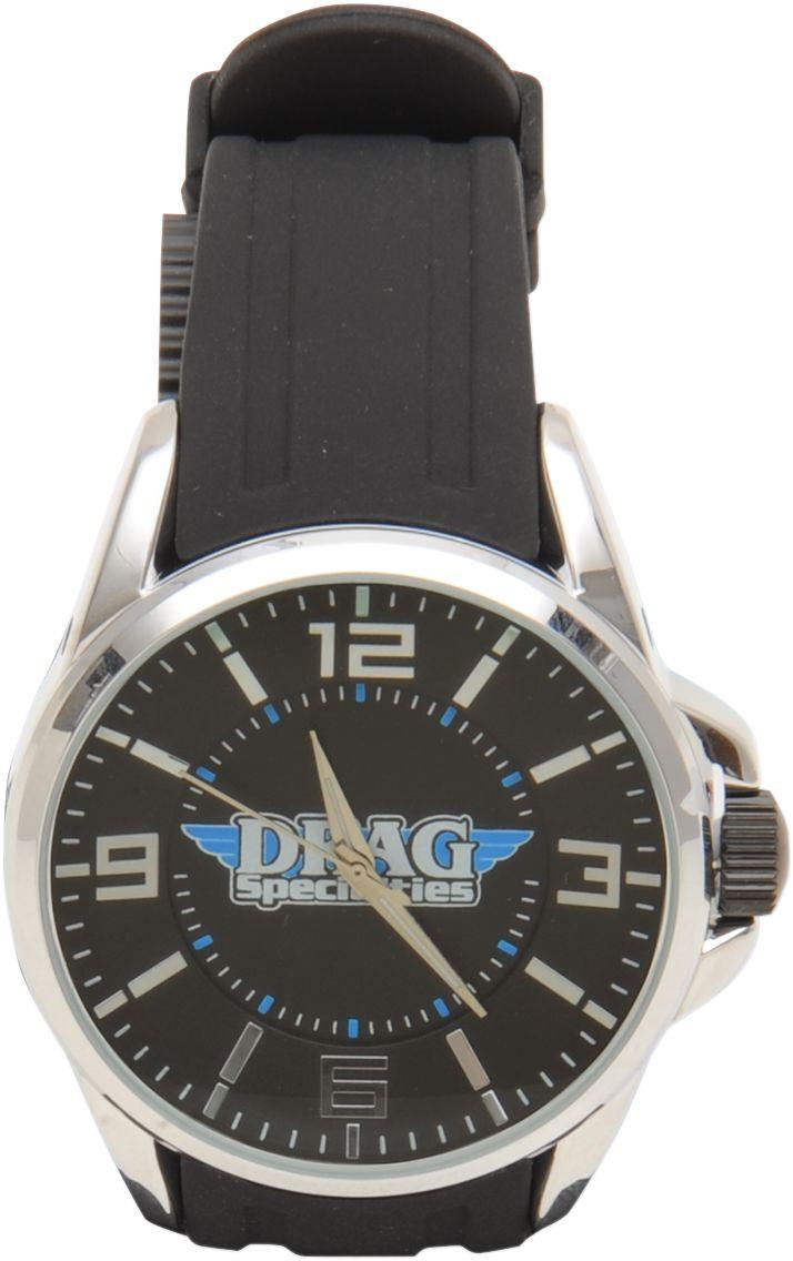 【Drag Specialties】手錶/ DRAG SPEC 【WRISTWATCH DRAG SPEC [9905-0030]】 - 「Webike-摩托百貨」