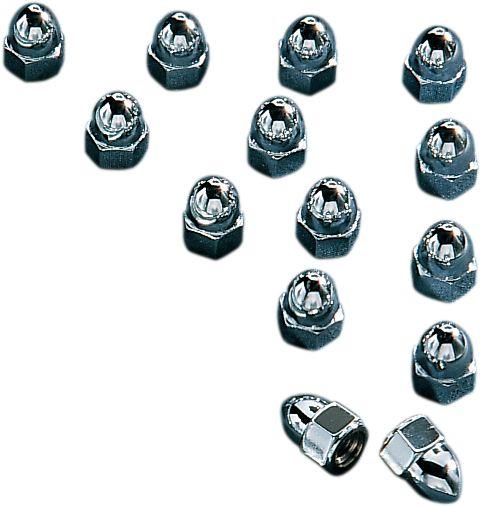 【Drag Specialties】汽缸底座螺帽組/ 57-85 AC 【CYL BASE NUT SET 57-85 AC [DS-190137]】 - 「Webike-摩托百貨」