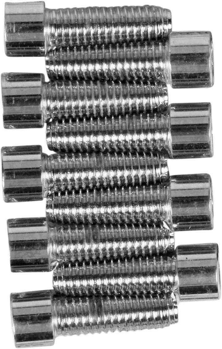 【Drag Specialties】內六角螺絲套件/平滑 側蓋 5SP BT 【SMTH SCKT TRAN CVR 5SP BT [DS-190741S]】 - 「Webike-摩托百貨」