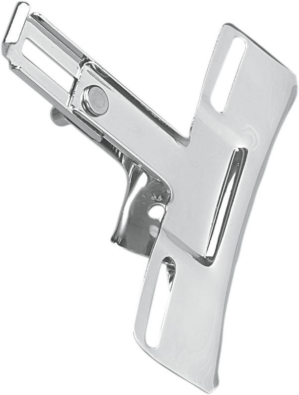 【Drag Specialties】牌照架支架總成/H-D 【LICENSE PLT BRKT ASSY H-D [DS-193810]】 - 「Webike-摩托百貨」
