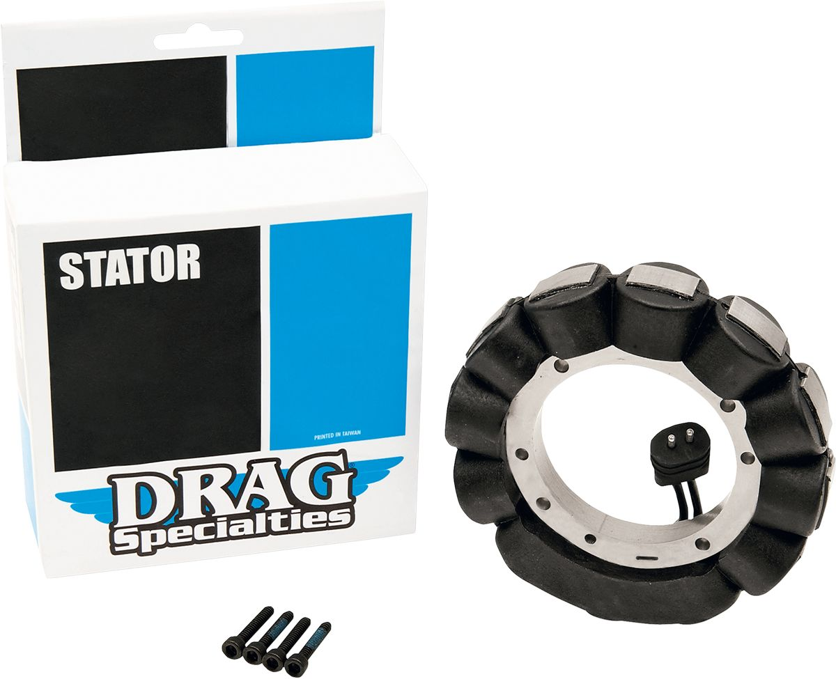 【Drag Specialties】包覆型發電機/1976-80 FX FL 【COATED STATOR 76-80 FX,FL [DS-195036]】 - 「Webike-摩托百貨」