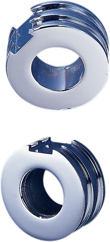 【Drag Specialties】輪軸調整器襯套/87-99FXST用 【AXLE ADJ SPACR 87-99FXST [DS-195085]】 - 「Webike-摩托百貨」