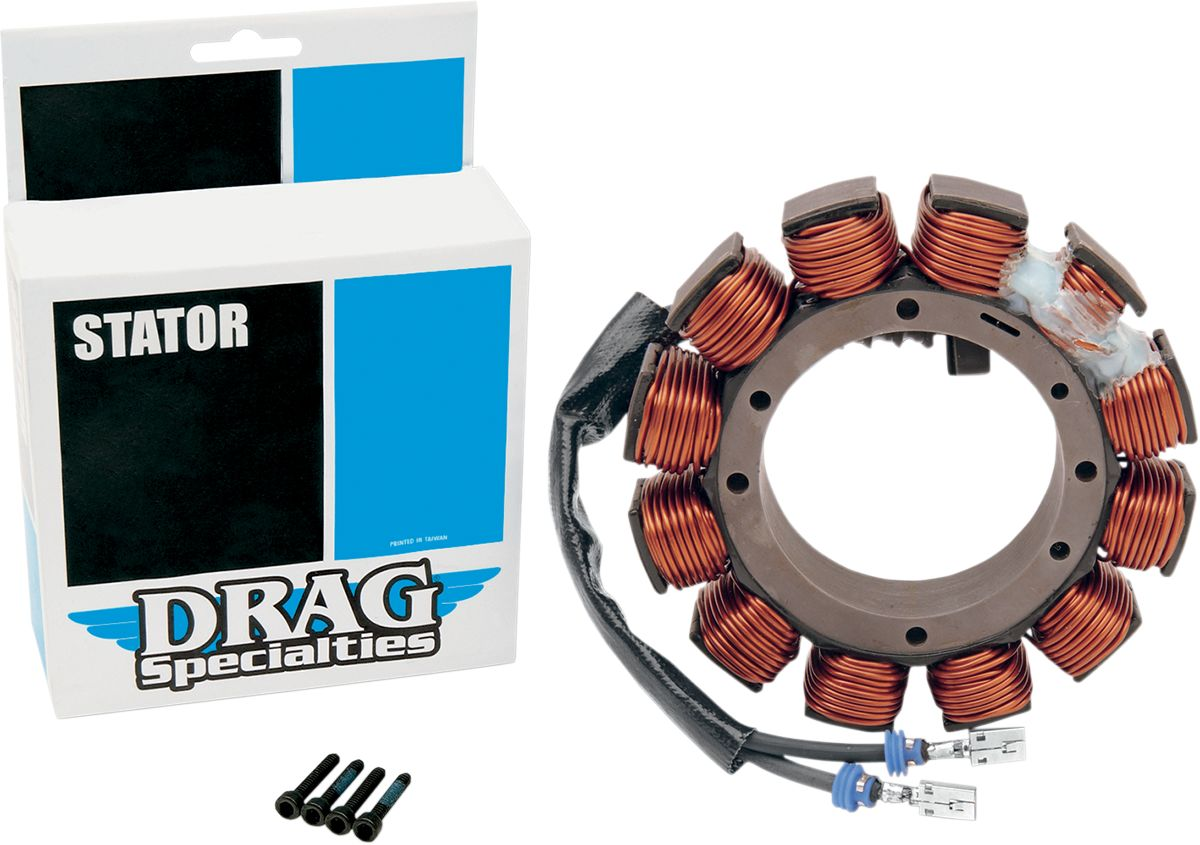 【Drag Specialties】發電機/ 2線 1984-90 XL 【STATOR 2 WIRE 84-90 XL [DS-195093]】 - 「Webike-摩托百貨」