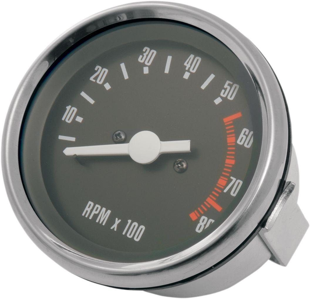 【Drag Specialties】轉速表/ 198000 RPM F/L78-84 FX 【TACH 8000 RPM F/L78-84 FX [DS-243940]】 - 「Webike-摩托百貨」