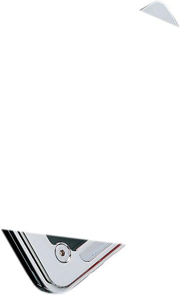 【Drag Specialties】HOTOP FL 牌照架【HOTOP FL LIC PLATE MOUNT [DS-270110]】 - 「Webike-摩托百貨」