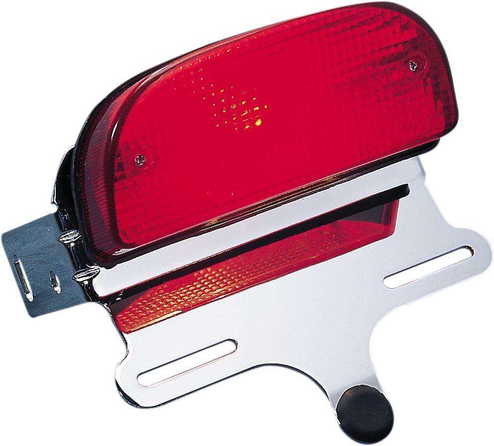 【Drag Specialties】FATBOB TL 尾燈總成專用 【FBOB TL LT ASSY CUSTOM [DS-272021]】 - 「Webike-摩托百貨」