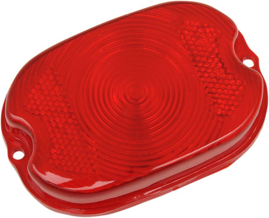 【Drag Specialties】尾燈燈殼/ 56-72 H-D 【TAILLIGHT LENS 56-72 H-D [DS-272025]】 - 「Webike-摩托百貨」