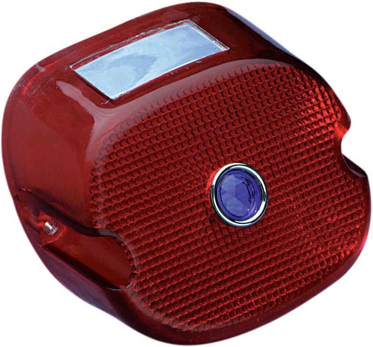 【Drag Specialties】LAYDOWN 燈殼/ F/頭燈/73-98 【LAYDOWN LENS F/73-98 HD [DS-272036]】 - 「Webike-摩托百貨」