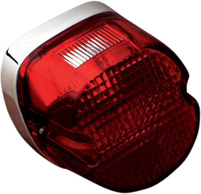 【Drag Specialties】LAYDOWN 尾燈 F/73-17頭燈 【LAYDN T-LIGHT F/73-17 HD [DS-272198]】 - 「Webike-摩托百貨」
