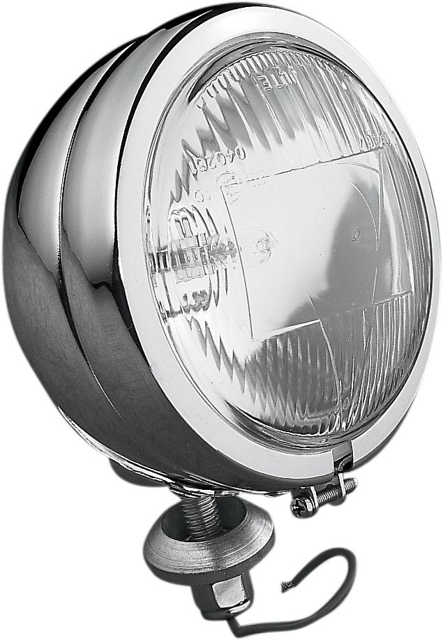 【Drag Specialties】輔助燈/ H-3 4 1/2 STUD MT 【SP/LITE H-3 4 1/2 STUD MT [DS-280010]】 - 「Webike-摩托百貨」