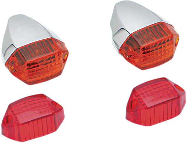 【Drag Specialties】MICRO 位置燈 【MICRO LIGHTS [DS280030]】 - 「Webike-摩托百貨」
