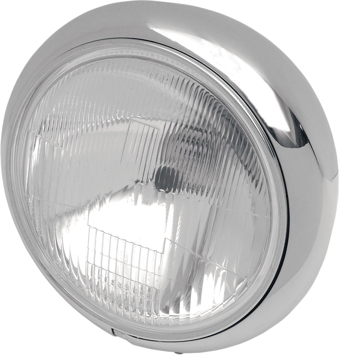 "【Drag Specialties】頭燈/ 7"" HYDRA GLIDE 附H4 【7""H-LITE HYDRA.GLIDE W/H4 [DS-280037]】 - 「Webike-摩托百貨」"
