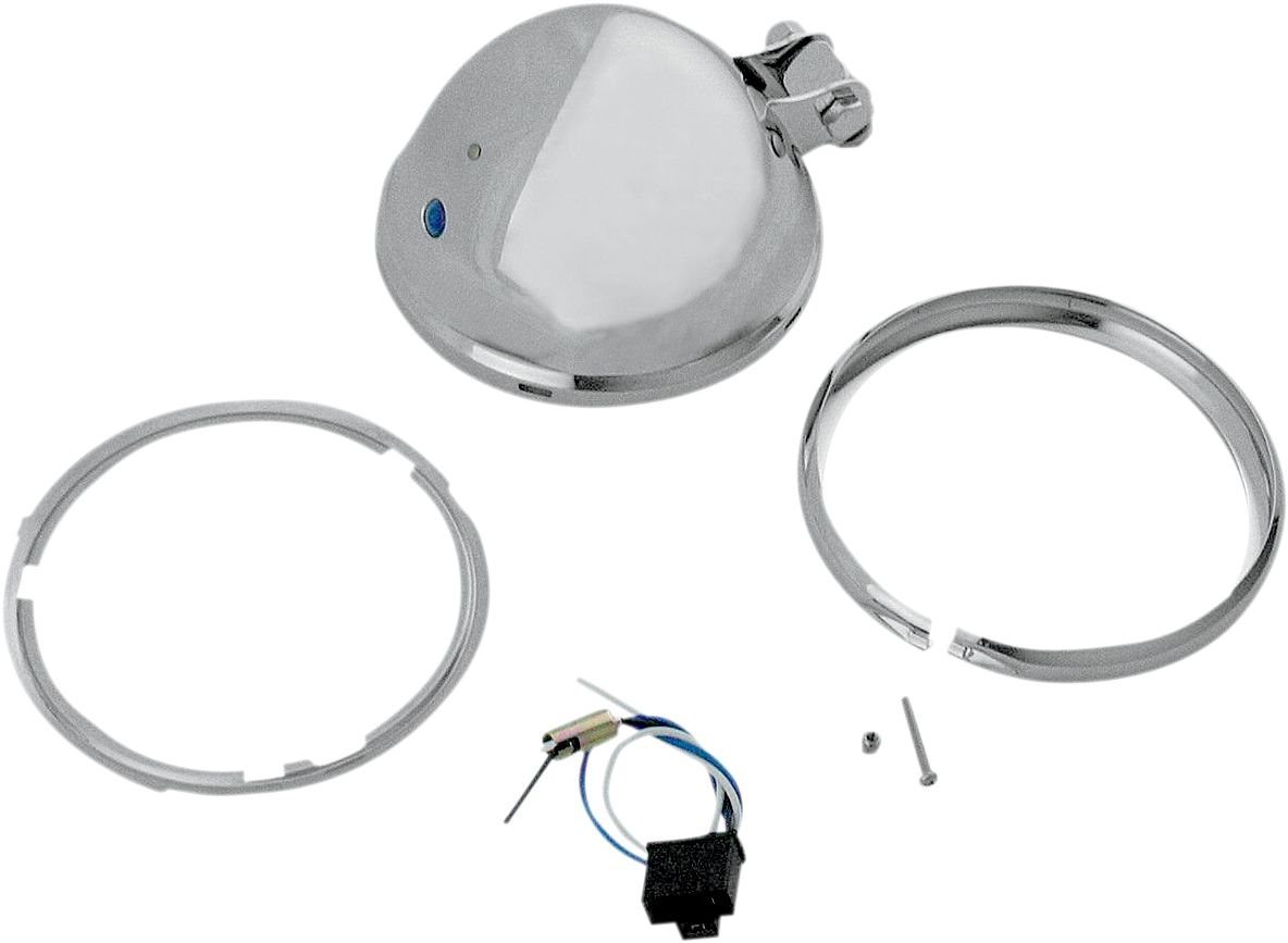 【Drag Specialties】頭燈外殼/  5 3/4 安裝螺絲 【HDLITE SHELL 5 3/4 BOTMNT [DS-280099]】 - 「Webike-摩托百貨」