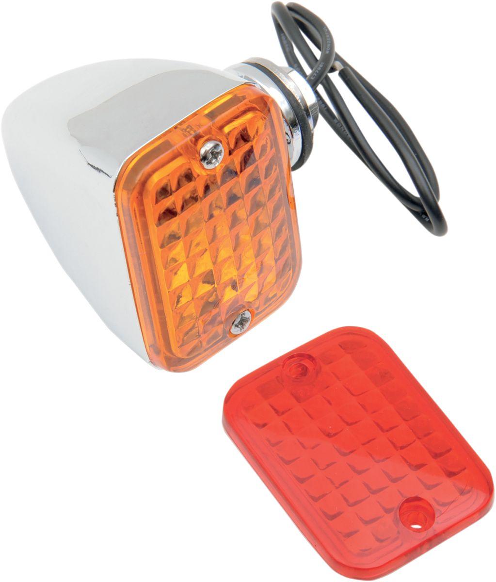 【Drag Specialties】位置燈/單 FIL 【LIGHT M/MARKER SINGLE FIL [DS-280163]】 - 「Webike-摩托百貨」