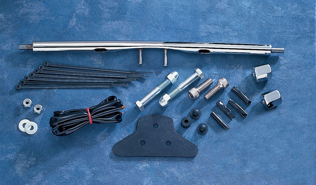 【Drag Specialties】後方向燈位移套件/ FX XL73-01 【RR TS RELOC KT FX XL73-01 [DS-280318]】 - 「Webike-摩托百貨」