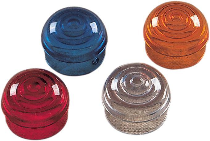 【Drag Specialties】紅色燈殼/ DS-282040/1 【RED LENS FOR DS-282040/1 [DS-282042]】 - 「Webike-摩托百貨」