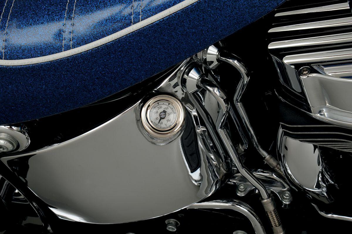 【Drag Specialties】機油加注口蓋/ 温度 2000-17 FXST 【OIL PLUG TEMP 00-17 FXST [DS-330039]】 - 「Webike-摩托百貨」