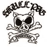 【POWERAGE】SKULL PIG貼紙 - 「Webike-摩托百貨」