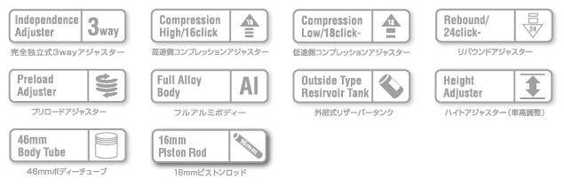 【NITRON】後單槍避震 ADVENTURE R3 系列 - 「Webike-摩托百貨」