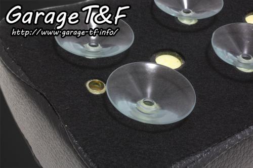 【Garage T&F】後座坐墊 A型 鑽石縫線 - 「Webike-摩托百貨」