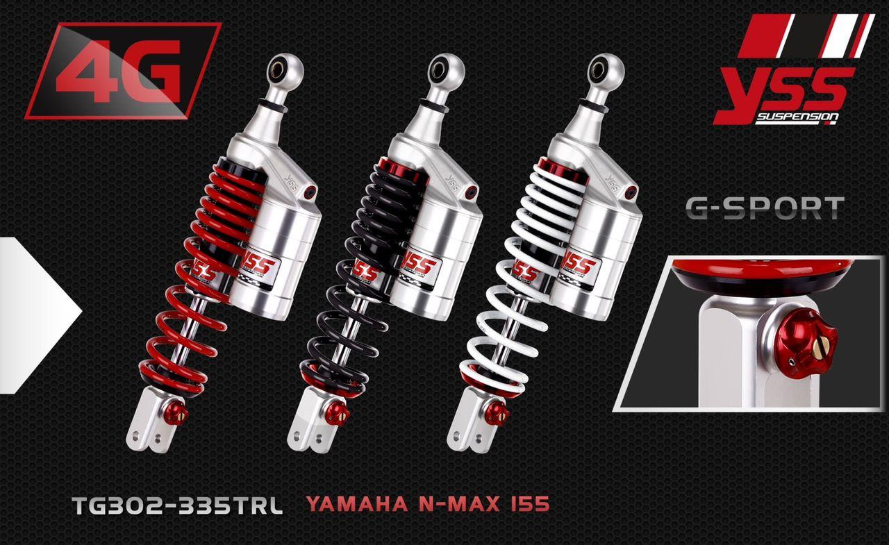 【YSS】後避震器【GSports 】 - 「Webike-摩托百貨」