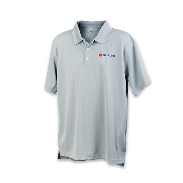 【US SUZUKI】Suzuki Polo 衫衫 - 「Webike-摩托百貨」