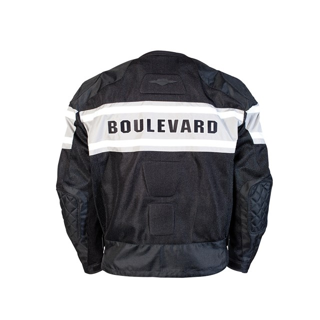 【US SUZUKI】Boulevard 網格 外套 - 「Webike-摩托百貨」