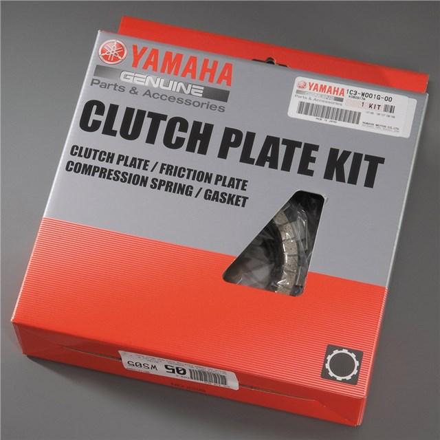 【US YAMAHA】原廠 Yamaha 離合器套件 - 「Webike-摩托百貨」
