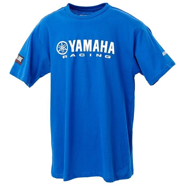 【US YAMAHA】Yamaha   競賽 標誌 T恤 - 「Webike-摩托百貨」
