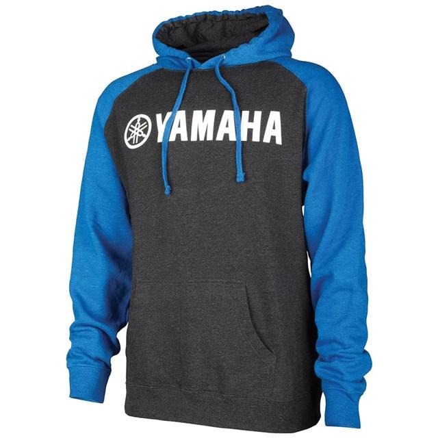【US YAMAHA】Yamaha     Mid-Weight 感溫帽T - 「Webike-摩托百貨」
