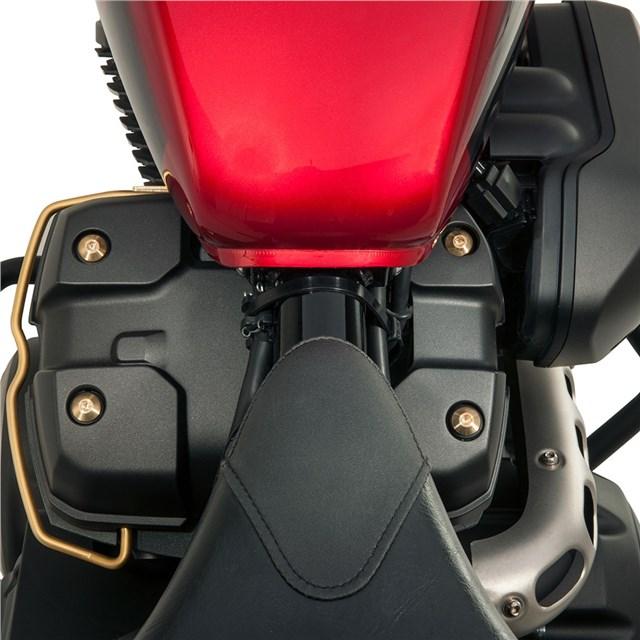 【US YAMAHA】Bolt 黃銅汽缸閥套件 - 「Webike-摩托百貨」