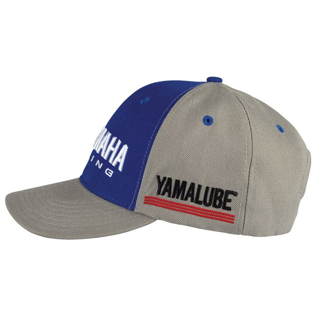 【US YAMAHA】Yamaha    競賽 Team Flat Bill帽 - 「Webike-摩托百貨」