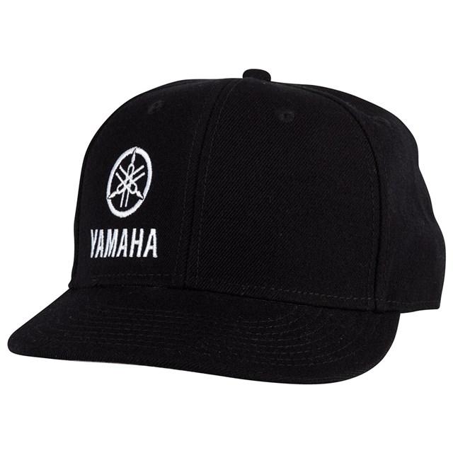 Youth Yamaha Flat Bill    US YAMAHA Genuine Accessories    Caps ... e0e6ecd80b7