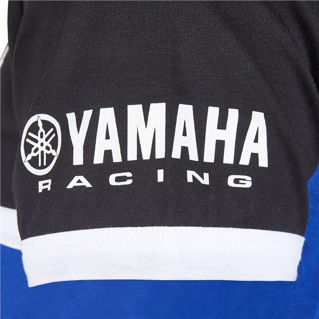 【US YAMAHA】Yamaha   競賽 Paddock 藍色 T恤 - 「Webike-摩托百貨」
