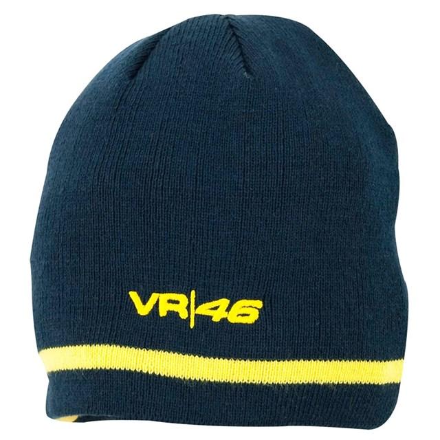 【US YAMAHA】青少年 VR46 Beanie針織帽 by VR/46(R) - 「Webike-摩托百貨」