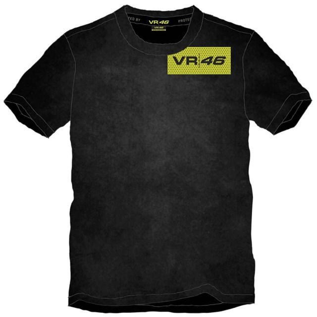 【US YAMAHA】Stonewashed T恤 by VR/46(R) - 「Webike-摩托百貨」