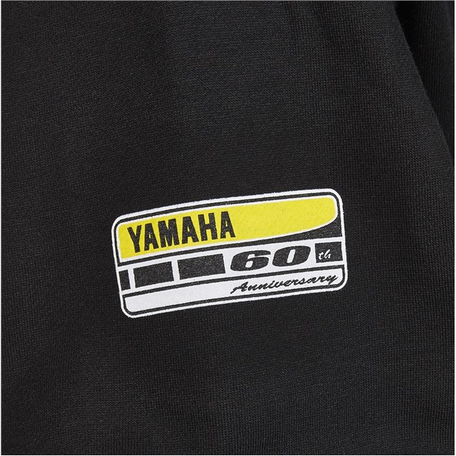 【US YAMAHA】Yamaha     60週年 全 拉鍊 連帽外套 - 「Webike-摩托百貨」