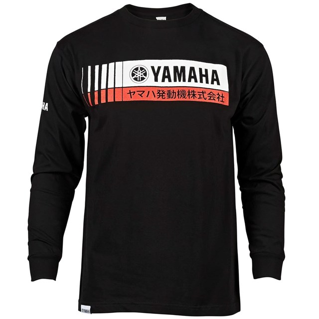 【US YAMAHA】2016 男用 Origins 長袖T恤 - 「Webike-摩托百貨」