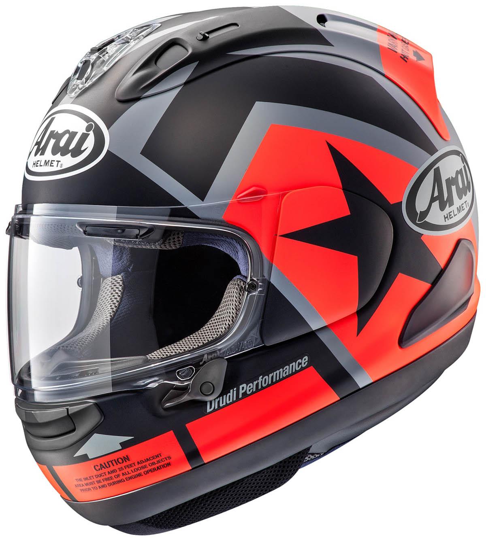 RX-7X MAVERICK Vinales復刻版 全罩式安全帽