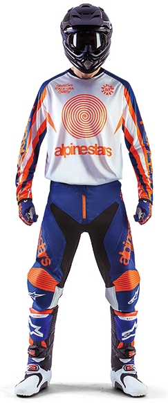 【alpinestars】RACER BRAAP INDIANAPOLIS LE  越野車衣 - 「Webike-摩托百貨」