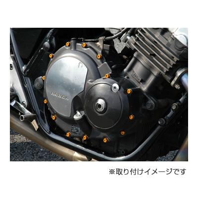 【JP Moto-Mart】引擎外蓋 螺絲套件 - 「Webike-摩托百貨」