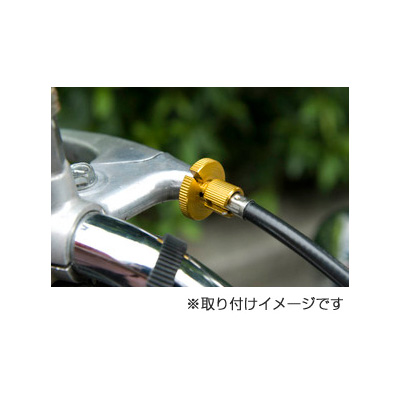 【JP Moto-Mart】離合器拉索 調整器 One piece(競賽型 型式) - 「Webike-摩托百貨」