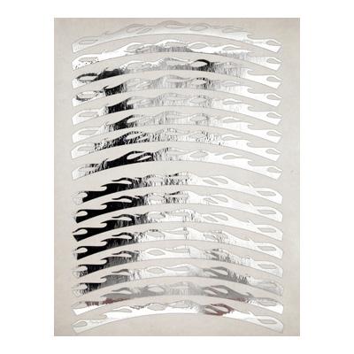 【JP Moto-Mart】輪框裝飾片 後視鏡裝飾貼紙 - 「Webike-摩托百貨」