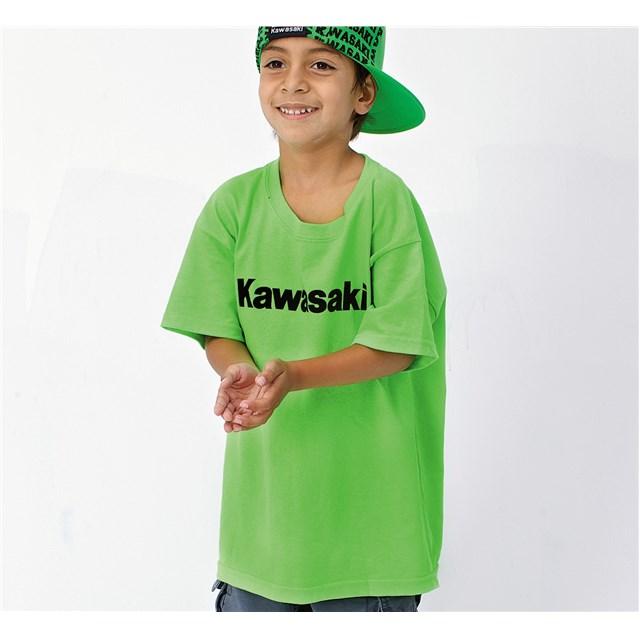 【US KAWASAKI】Youth Logo T恤 - 「Webike-摩托百貨」