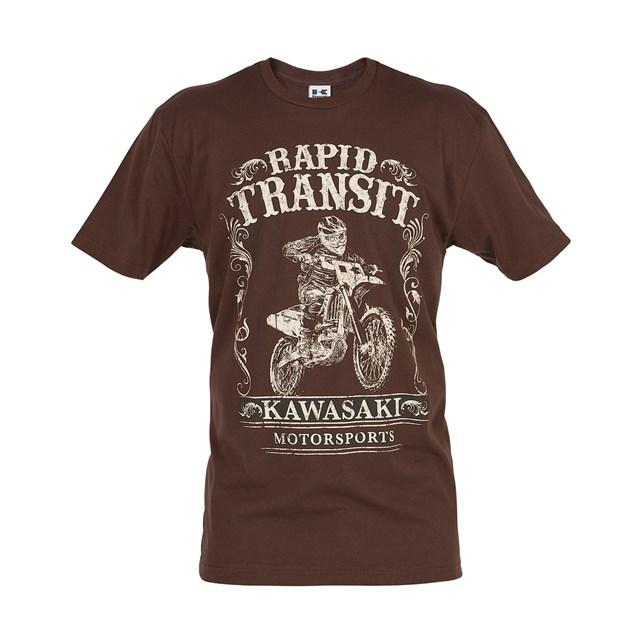 【US KAWASAKI】Kx(TM) Rapid Transit T恤 - 「Webike-摩托百貨」