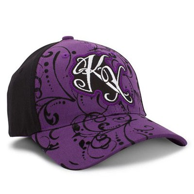 【US KAWASAKI】女用 Kx(TM) Leafy 帽子 - 「Webike-摩托百貨」